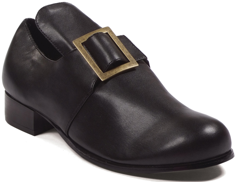 Men's Costume Pilgrim / Elf Shoe w/ Buckle