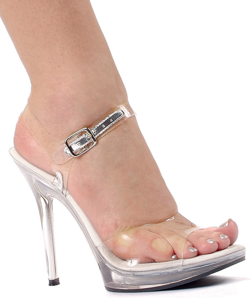 5 Inch Stiletto Heel Sandals