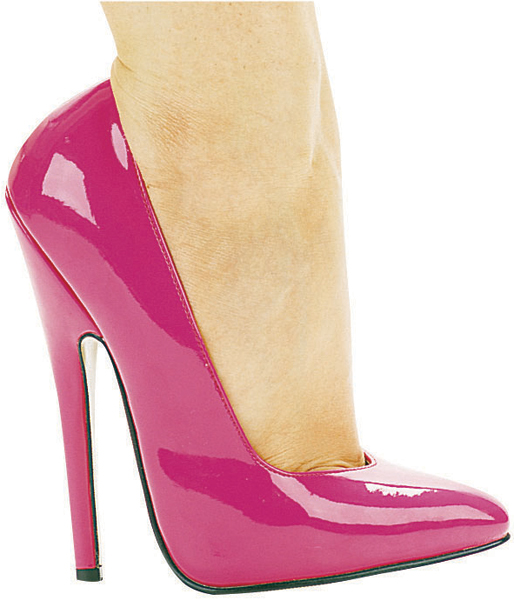 6 Inch Stiletto Heel Classic Pumps
